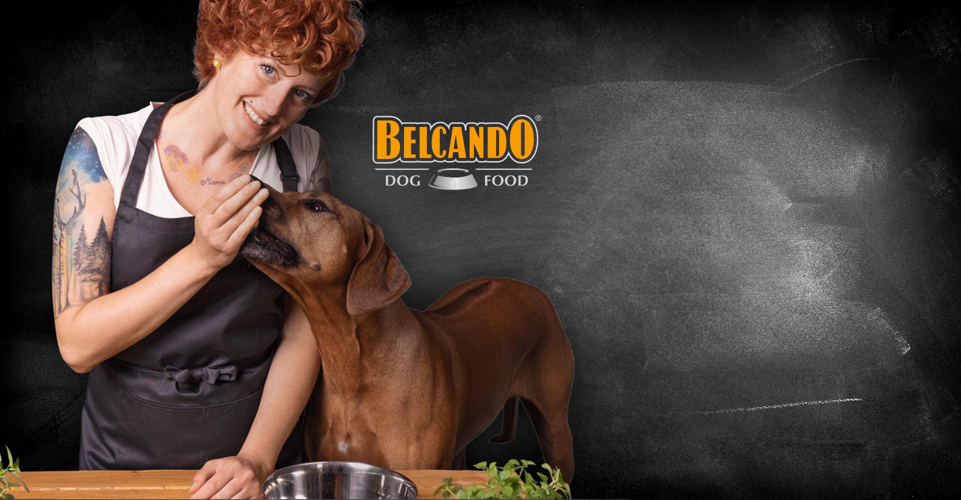 Belcando dogfood